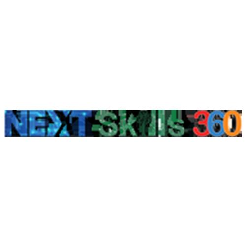 next skills 360 logo